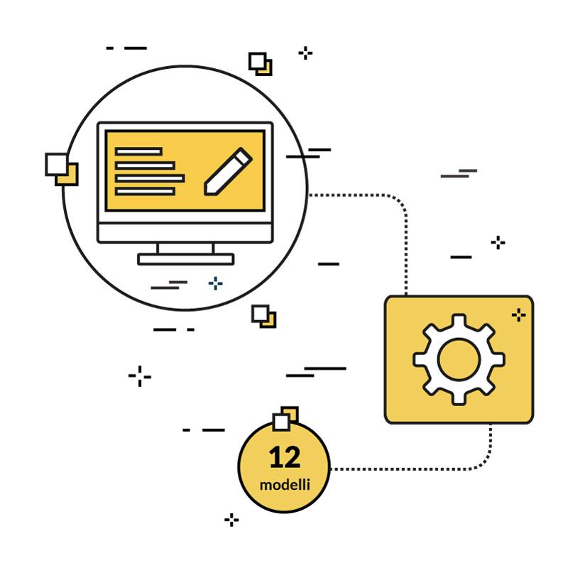 Template personalizzati AdSMS